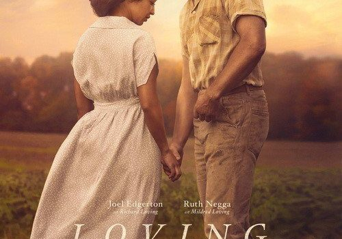"""Affiche du film """"Loving"""""""