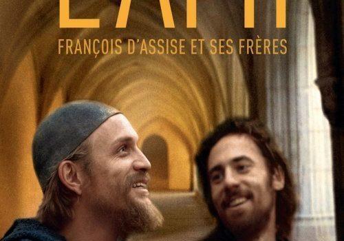 """Affiche du film """"L'ami: François d'Assise et ses fréres"""""""