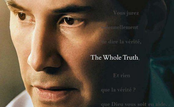 """Affiche du film """"Toute la vérité"""""""