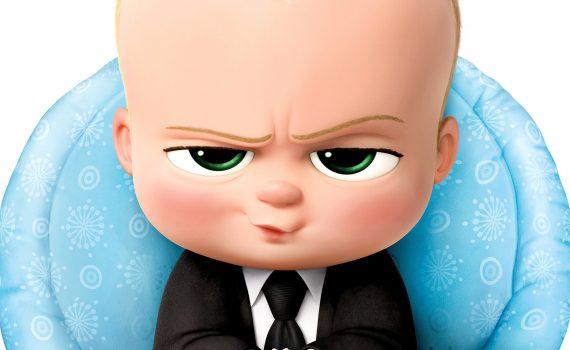 "Affiche du film ""Baby Boss"""