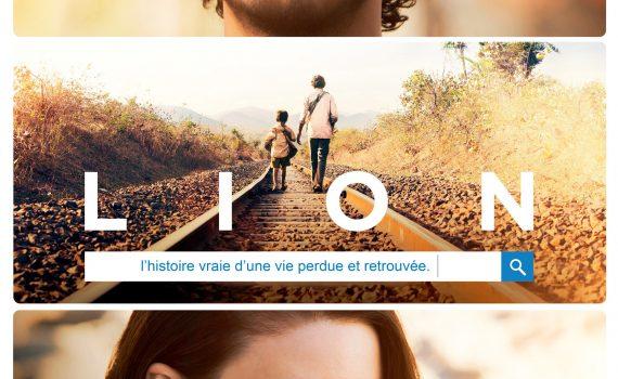 """Affiche du film """"Lion"""""""