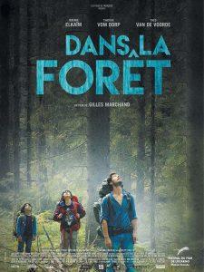 """Affiche du film """"Dans la forêt"""""""