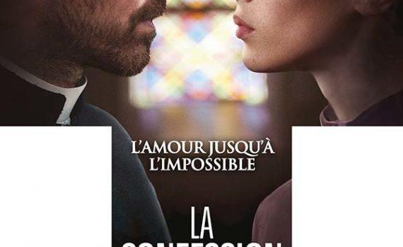 """Affiche du film """"La Confession"""""""