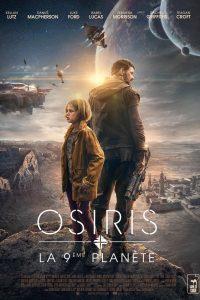 """Affiche du film """"Osiris, la 9ème planète"""""""