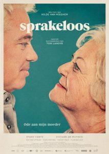 """Affiche du film """"Sprakeloos"""""""