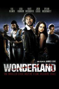 """Affiche du film """"Wonderland"""""""