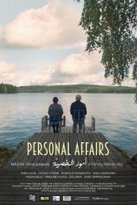 "Affiche du film ""Personal Affairs"""