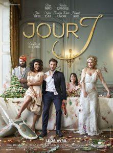 """Affiche du film """"Jour J"""""""