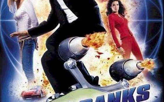 "Affiche du film ""Cody Banks : Agent Secret"""