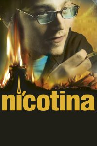 "Affiche du film ""Nicotina"""