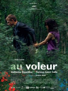 """Affiche du film """"Au voleur"""""""