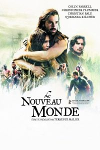 """Affiche du film """"Le Nouveau Monde"""""""