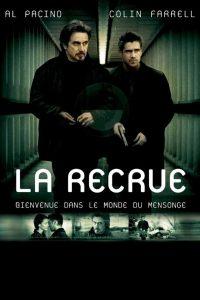 """Affiche du film """"La recrue"""""""