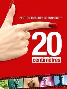 """Affiche du film """"20 centimètres"""""""