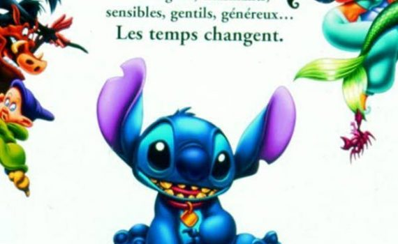 """Affiche du film """"Lilo & Stitch"""""""