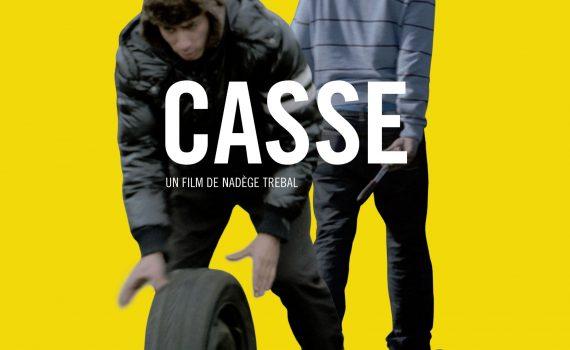 "Affiche du film ""Casse"""