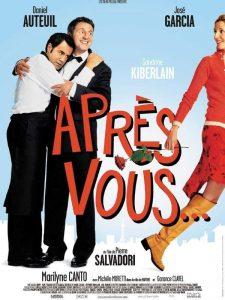 """Affiche du film """"Après vous..."""""""