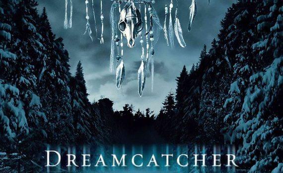 """Affiche du film """"Dreamcatcher, L'attrape-rêves"""""""