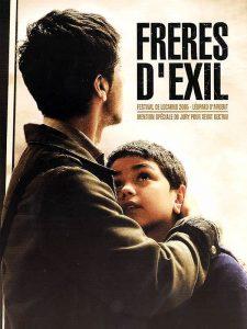 """Affiche du film """"Frères d'exil"""""""
