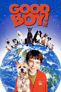 """Affiche du film """"Mon chien, ce héros !"""""""