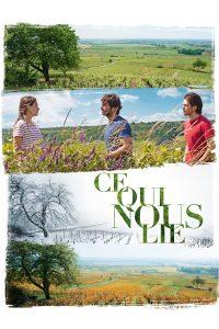 """Affiche du film """"Ce qui nous lie"""""""