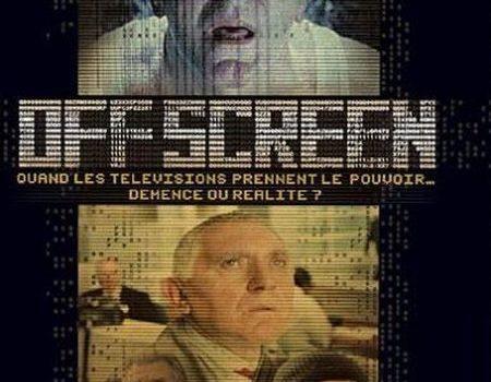 """Affiche du film """"Off Screen"""""""