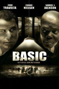 "Affiche du film ""Basic"""