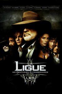 """Affiche du film """"La Ligue des gentlemen extraordinaires"""""""