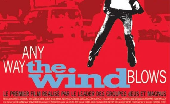 """Affiche du film """"Any Way the Wind Blows"""""""