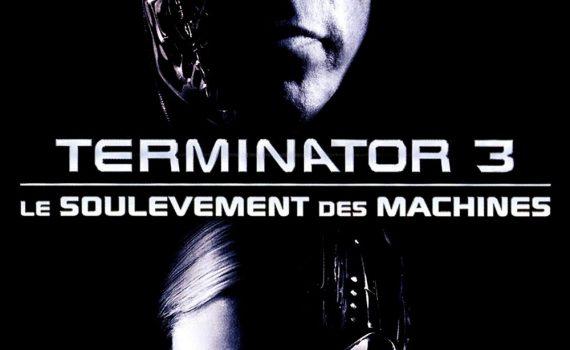 """Affiche du film """"Terminator 3 : Le soulèvement des Machines"""""""