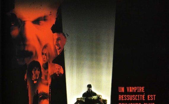 "Affiche du film ""Dracula II: Ascension"""
