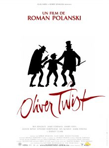 """Affiche du film """"Oliver Twist"""""""
