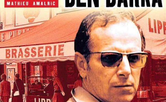 """Affiche du film """"J'ai vu tuer Ben Barka"""""""