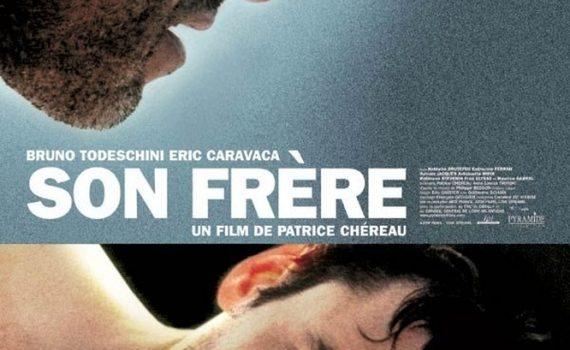 """Affiche du film """"Son frère"""""""