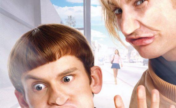 """Affiche du film """"Dumb & dumberer : quand Harry rencontra Lloyd"""""""