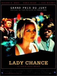 """Affiche du film """"Lady Chance"""""""