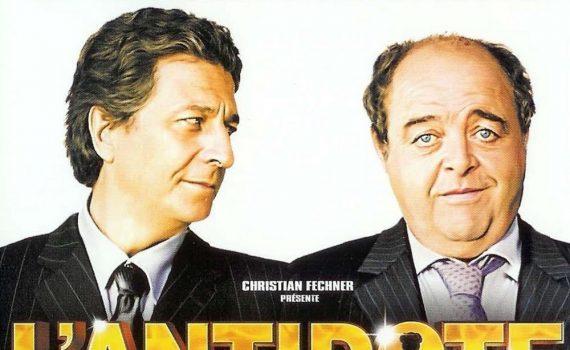 """Affiche du film """"L'Antidote"""""""