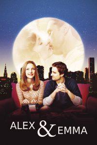 "Affiche du film ""Alex & Emma"""