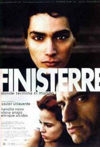 "Affiche du film ""Finisterre, donde termina el mundo"""