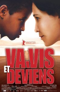 """Affiche du film """"Va, vis et deviens"""""""