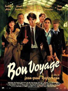 """Affiche du film """"Bon voyage"""""""