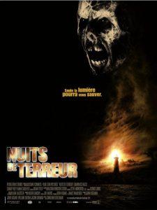 """Affiche du film """"Nuits de terreur"""""""