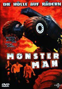 "Affiche du film ""Monster Man"""