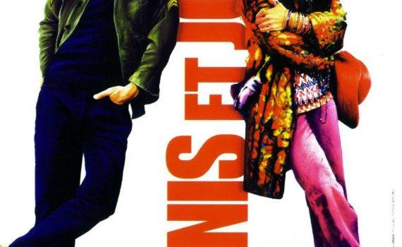 """Affiche du film """"Janis et John"""""""