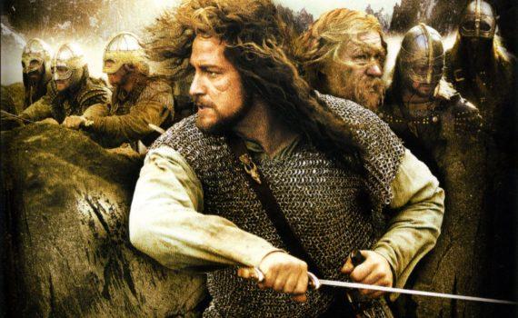 """Affiche du film """"Beowulf : La Légende Viking"""""""
