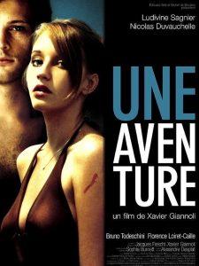 """Affiche du film """"Une aventure"""""""