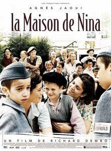 """Affiche du film """"La maison de Nina"""""""