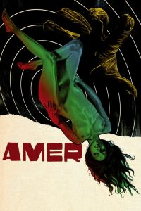 """Affiche du film """"Amer"""""""