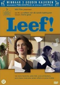 "Affiche du film ""Leef!"""