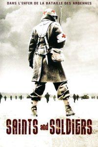 """Affiche du film """"Saints and Soldiers"""""""